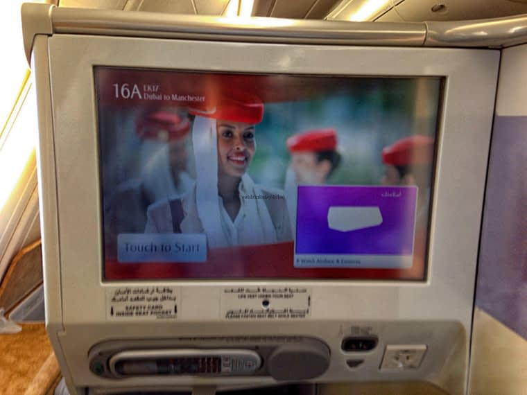 Avoid Emirates seat charges - without going Business Class
