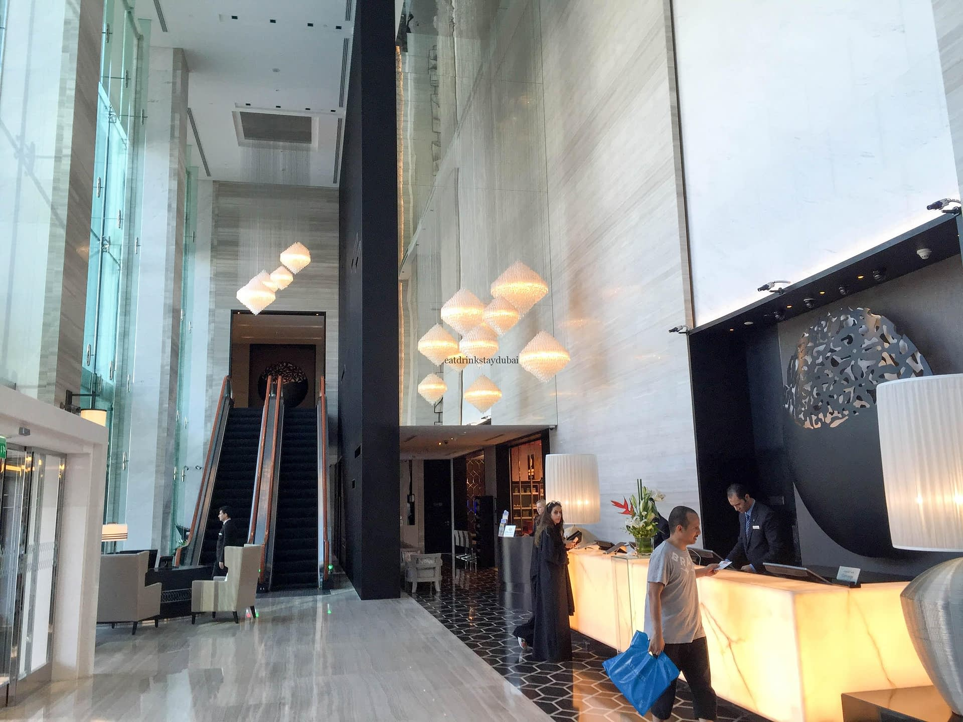 Steigenberger Hotel Dubai Review_lobby 5
