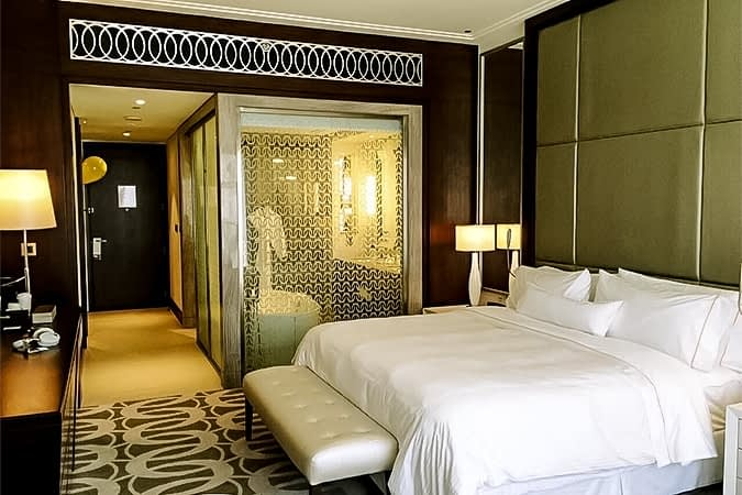 Business Hotels Dubai Westin AHC