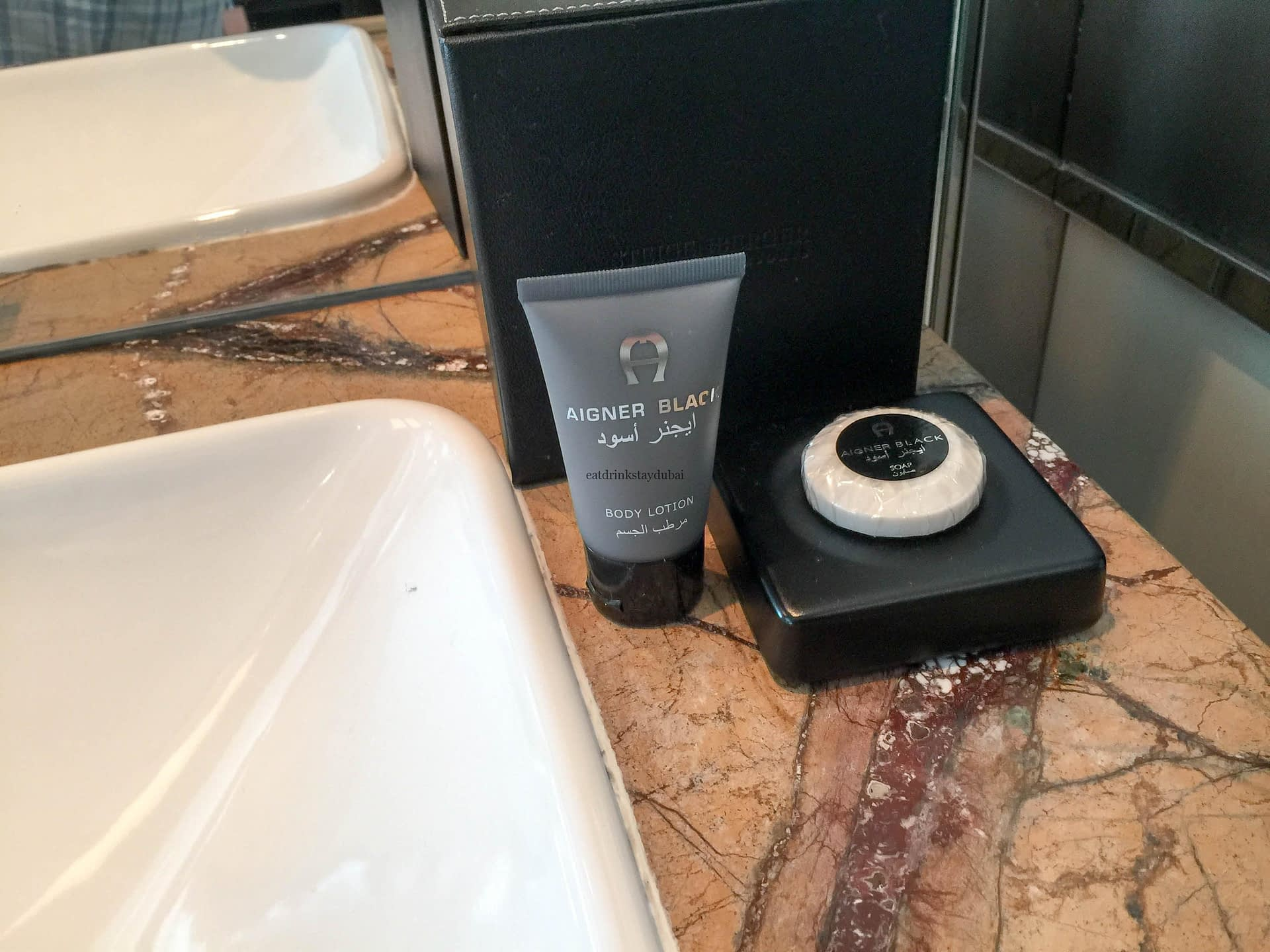 Steigenberger Hotel Dubai Review_bathroom 6